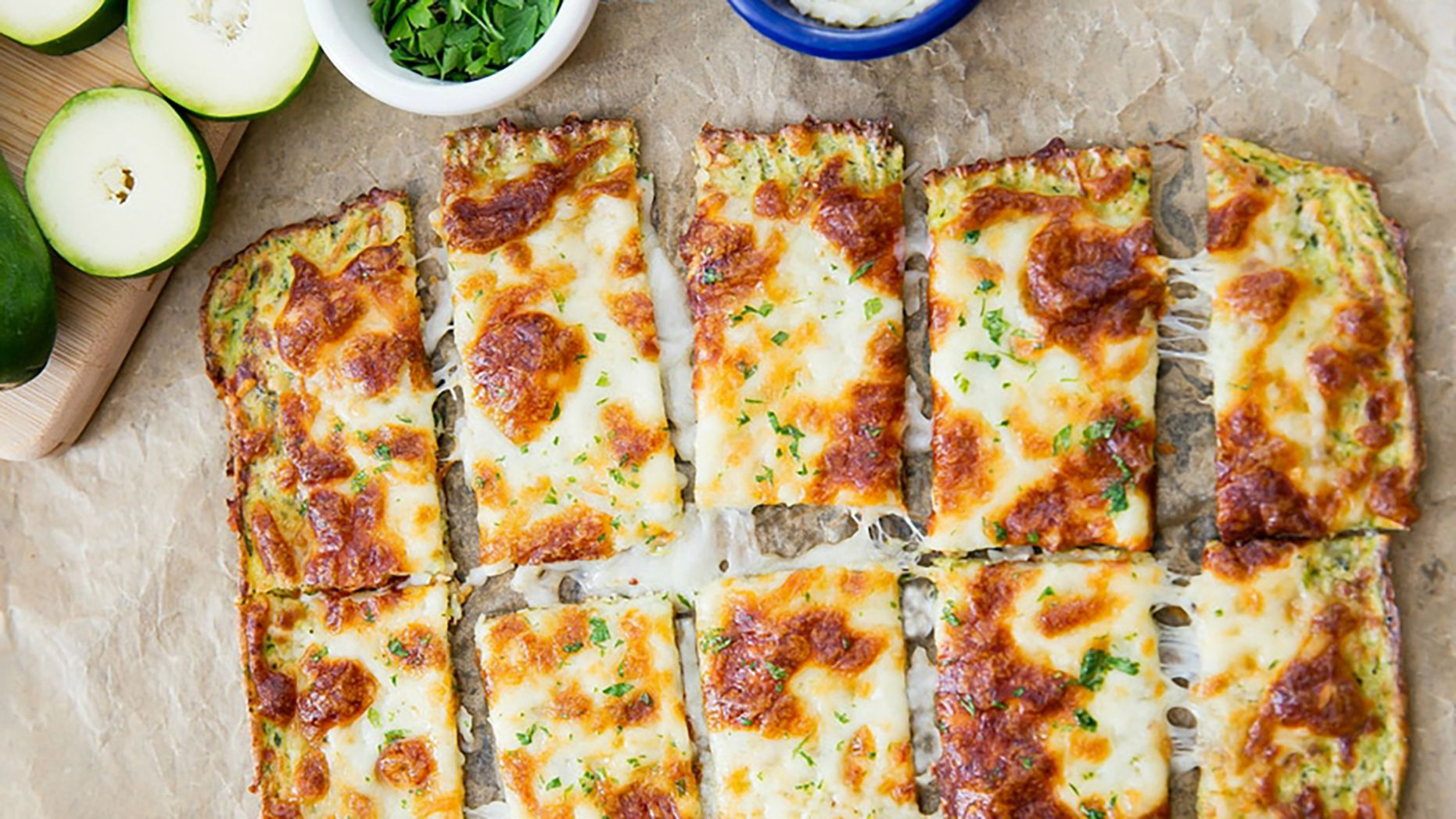 11 Delicious Vegetable Recipes That Are Mostly Just Cheese ..