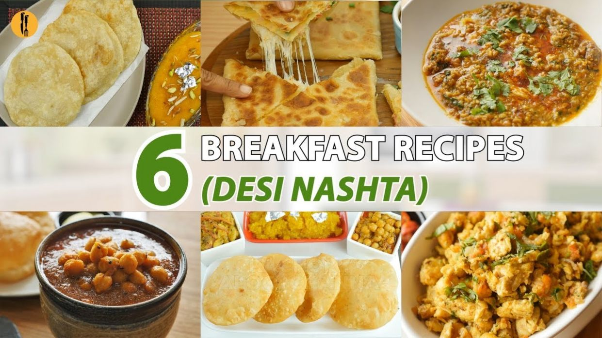 11 Desi Breakfast Recipes By Food Fusion (Ramzan Sehri Recipes ...