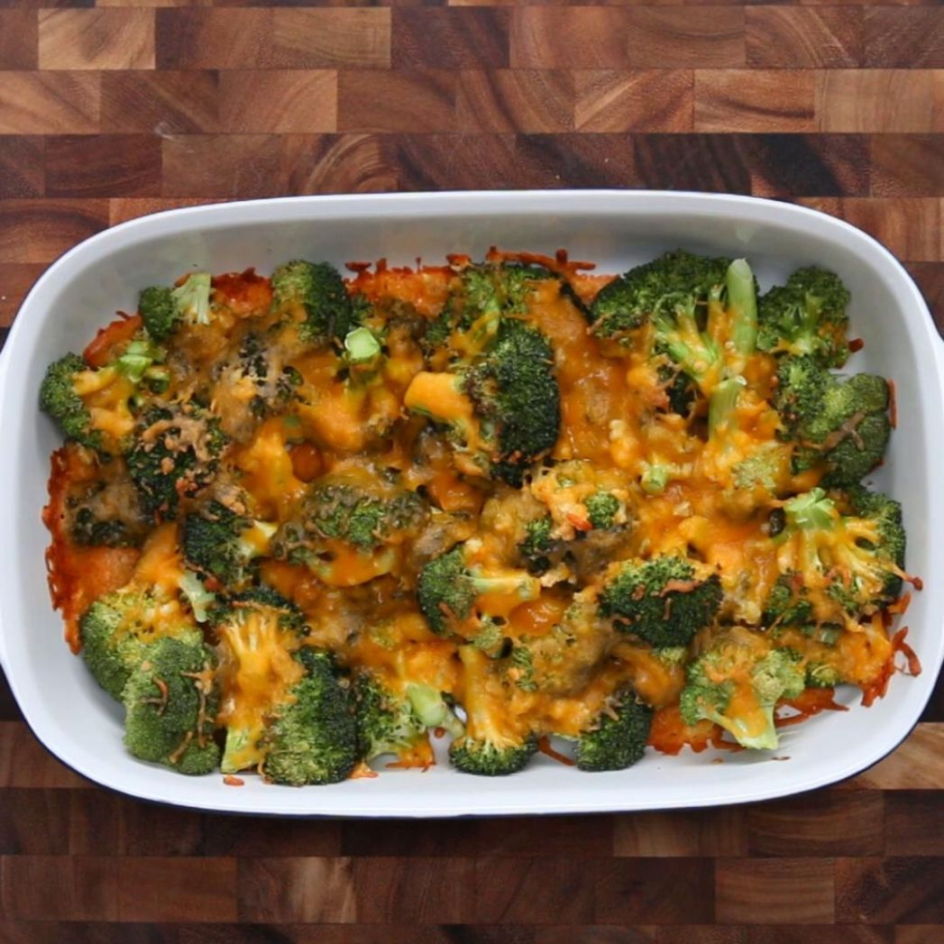 11 Easy 11-Ingredient Vegetable Side Dishes | Recipes