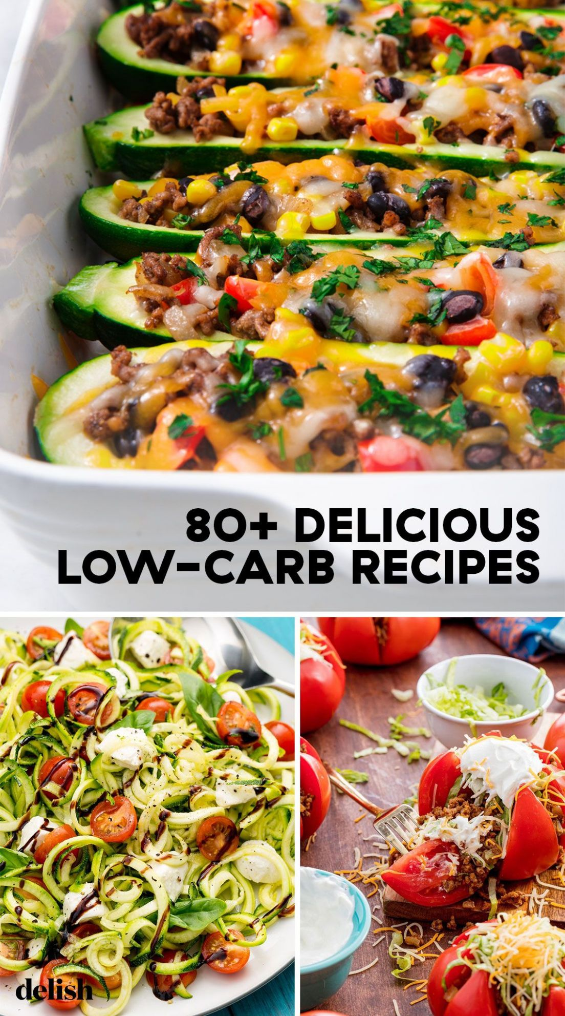 11+ Easy Low Carb Recipes - Best Low Carb Meal Ideas