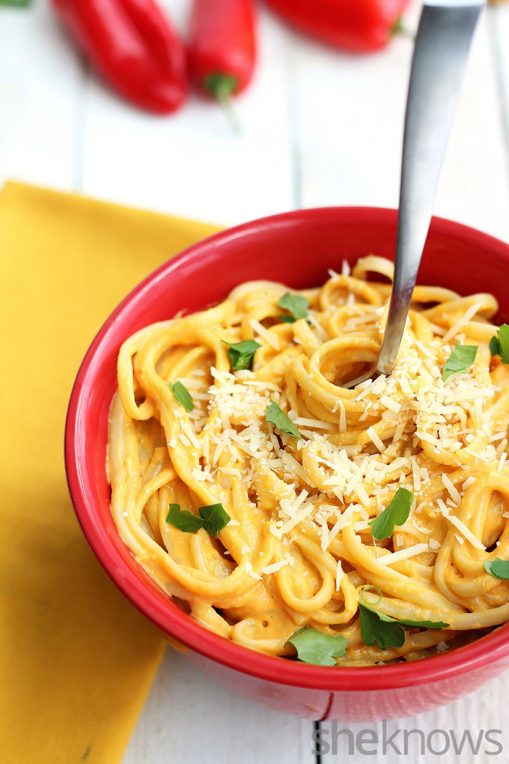 11 Easy-to-Make Pasta Recipes to Bring to Work – SheKnows