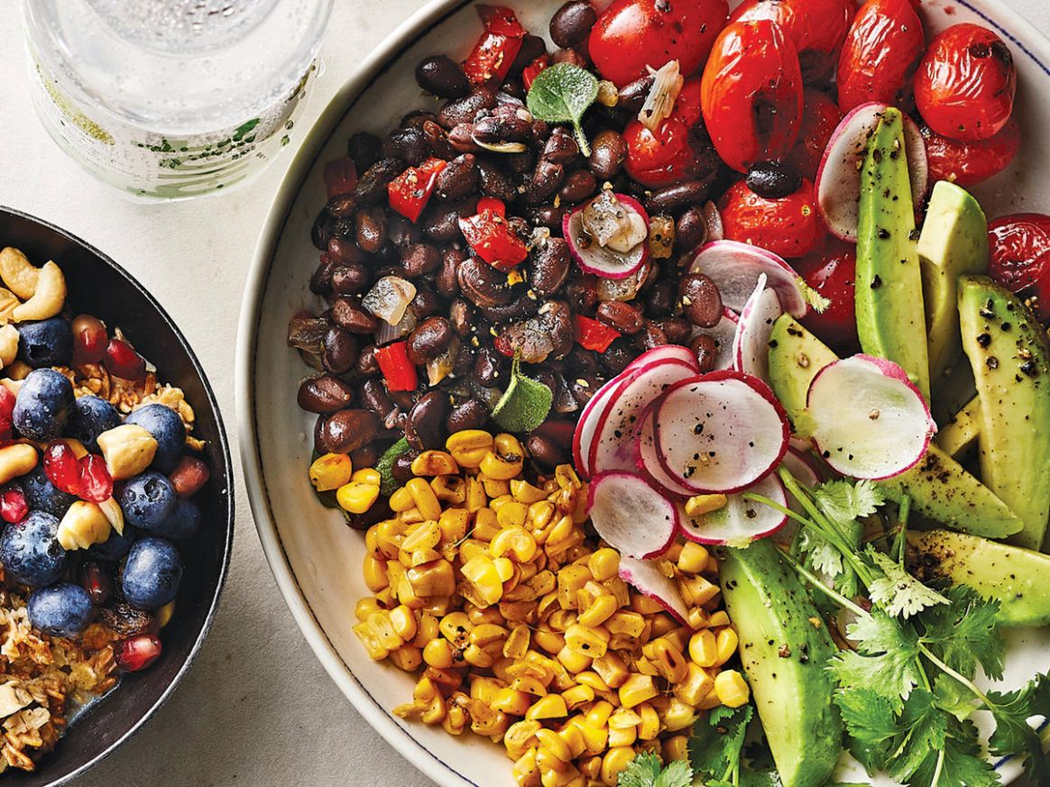 11 Easy Vegetarian Recipes | Cooking Light
