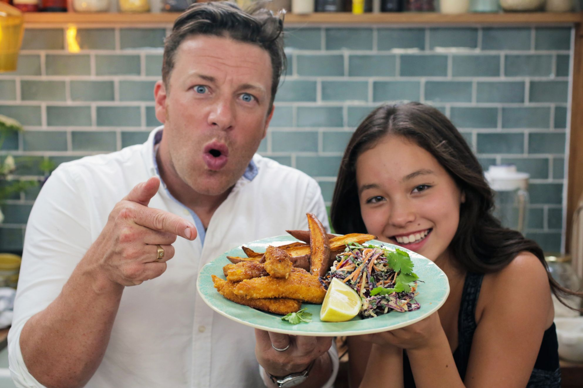 11 Famous Meal Recipes by Jamie Oliver | BabbleTop - Simple Recipes Jamie Oliver