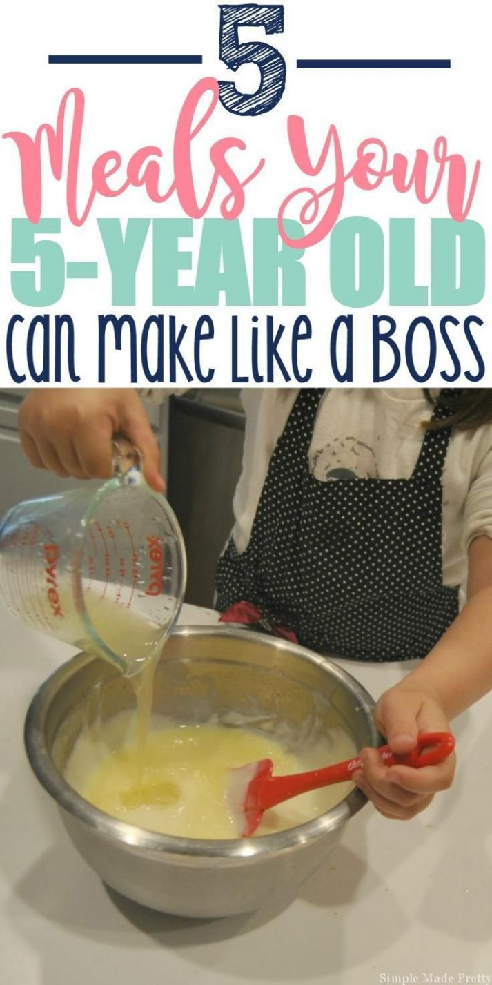 11 Fast Meals that Kids Can Make by Themselves | Kids cooking ...