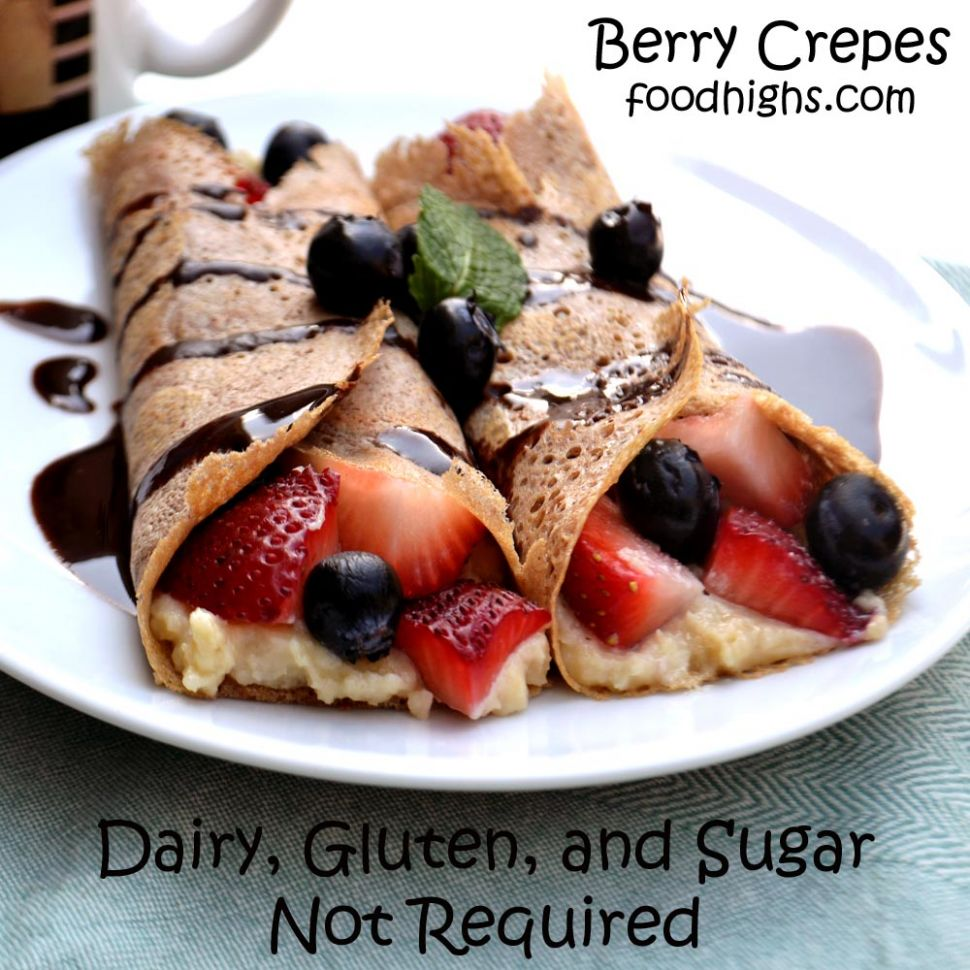 11+ Gluten Free and Dairy Free Breakfast Recipes