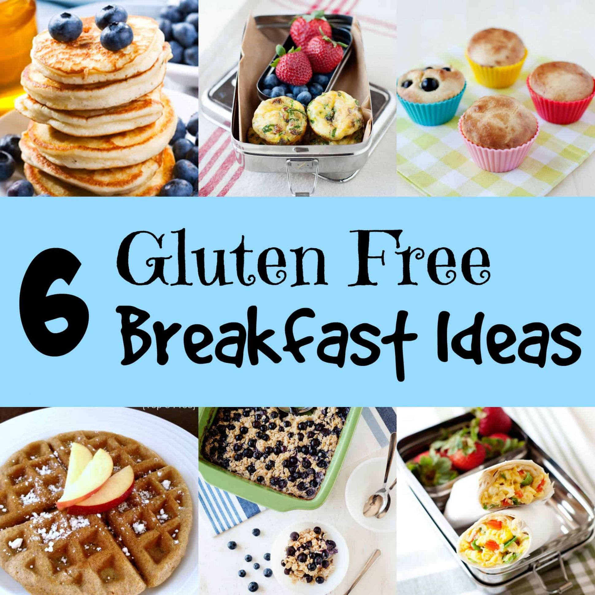 11 Gluten Free Breakfast Ideas - MOMables