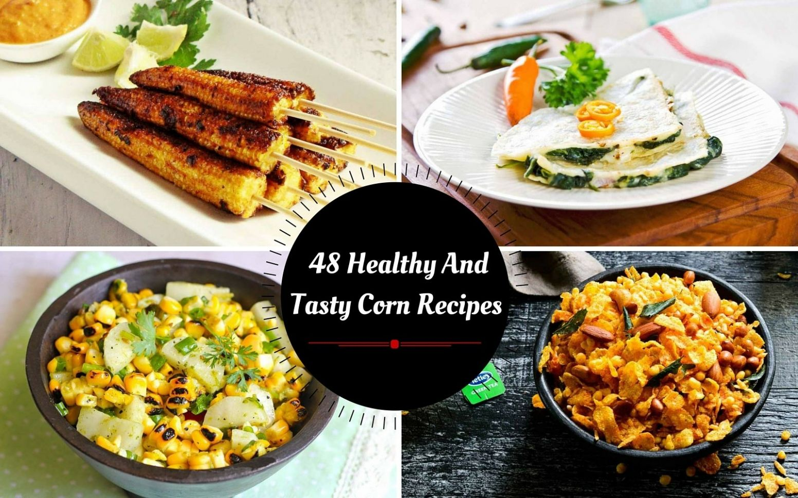 11 Healthy And Tasty Corn Recipes To Try At Your Home by Archana's ...