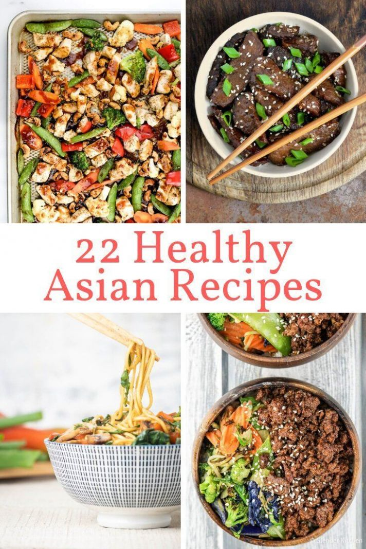 11 Healthy Asian Recipes That Are Better Than Takeout | Healthy ...