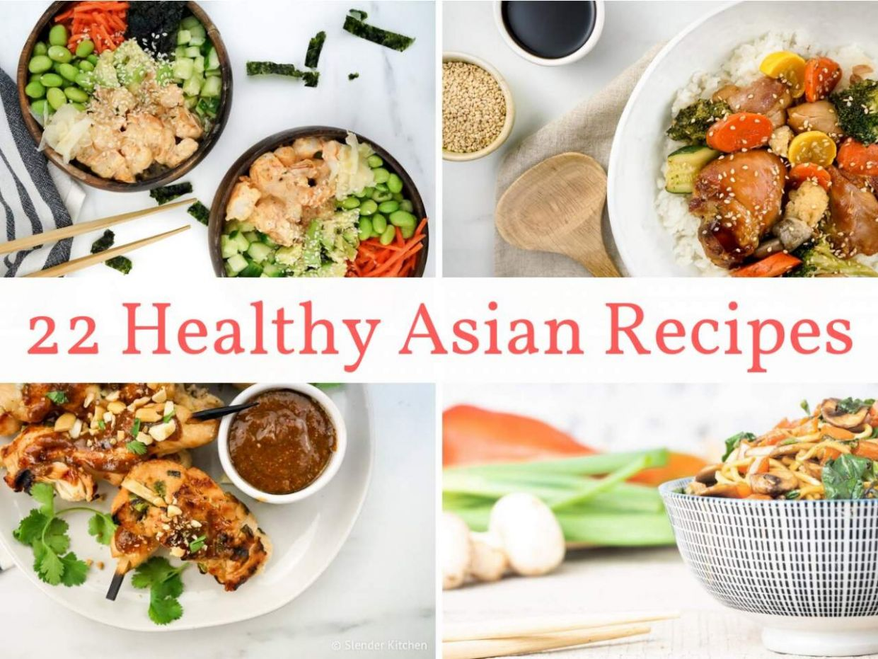 11 Healthy Asian Recipes That Are Better Than Takeout - Slender ..
