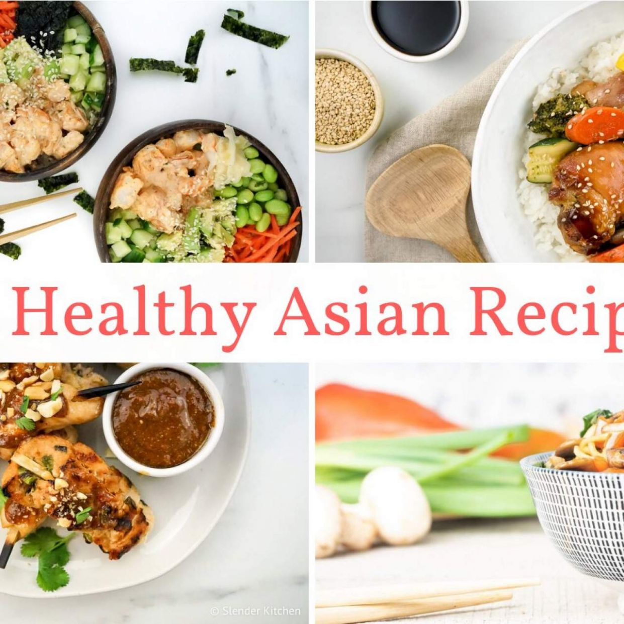11 Healthy Asian Recipes That Are Better Than Takeout - Slender ...