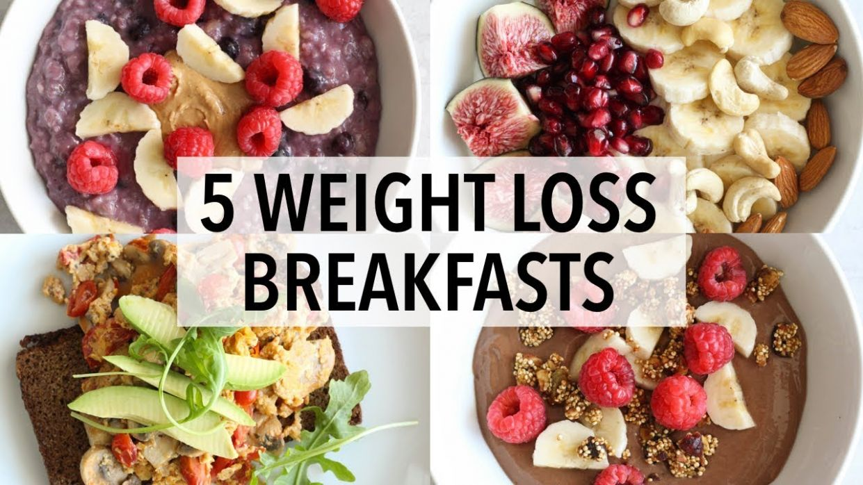 11 HEALTHY BREAKFAST IDEAS FOR WEIGHT LOSS - Breakfast Recipes For Weight Loss