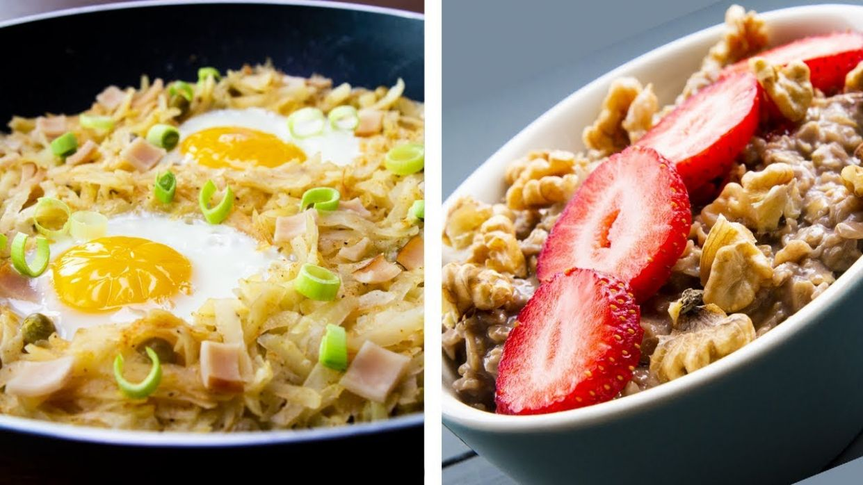 11 Healthy Breakfast Ideas For Weight Loss