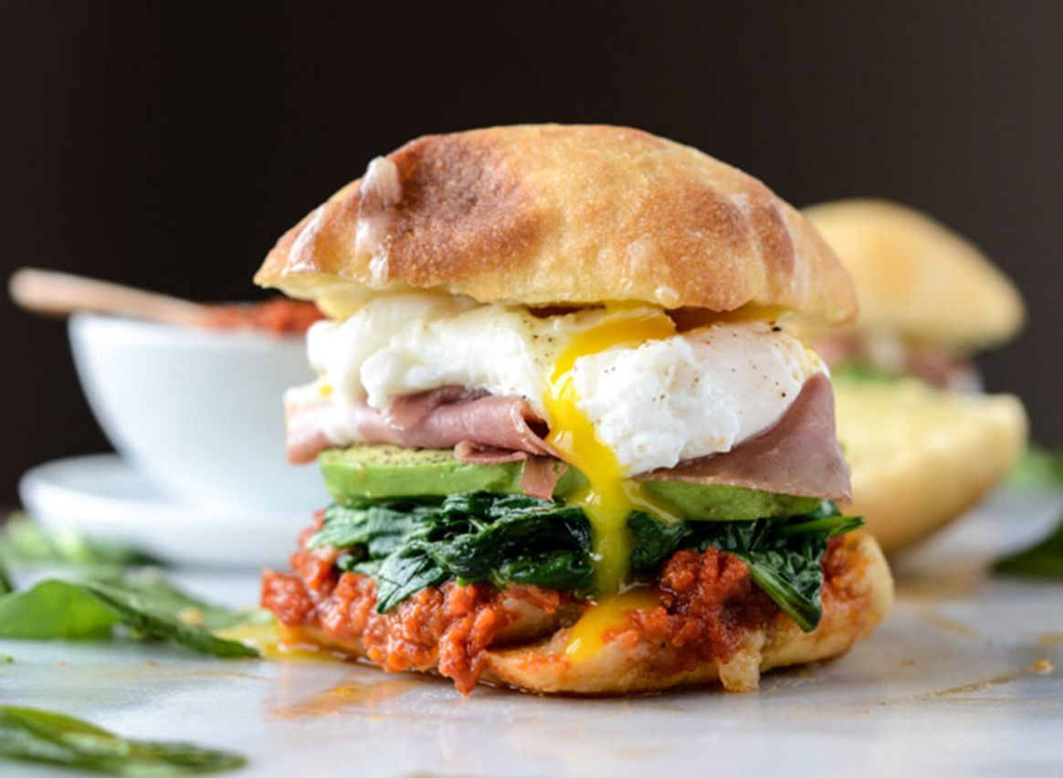 11 Healthy Breakfast Sandwich Ideas | Eat This Not That