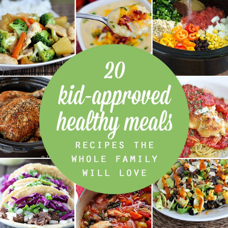 11 healthy easy recipes your kids will actually want to eat - It's ...