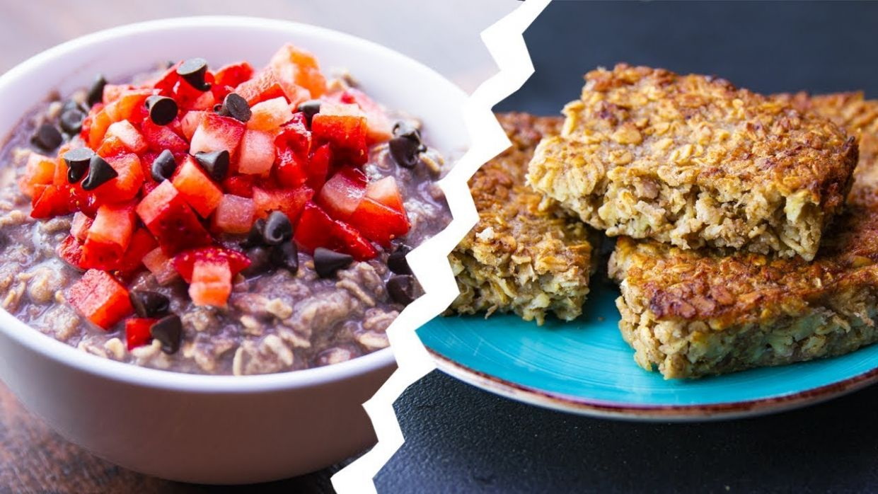 11 Healthy Oatmeal Recipes For Weight Loss