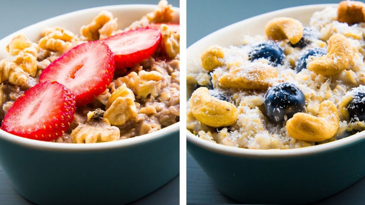11 Healthy Oatmeal Recipes For Weight Loss - Oats Recipes For Weight Loss Youtube
