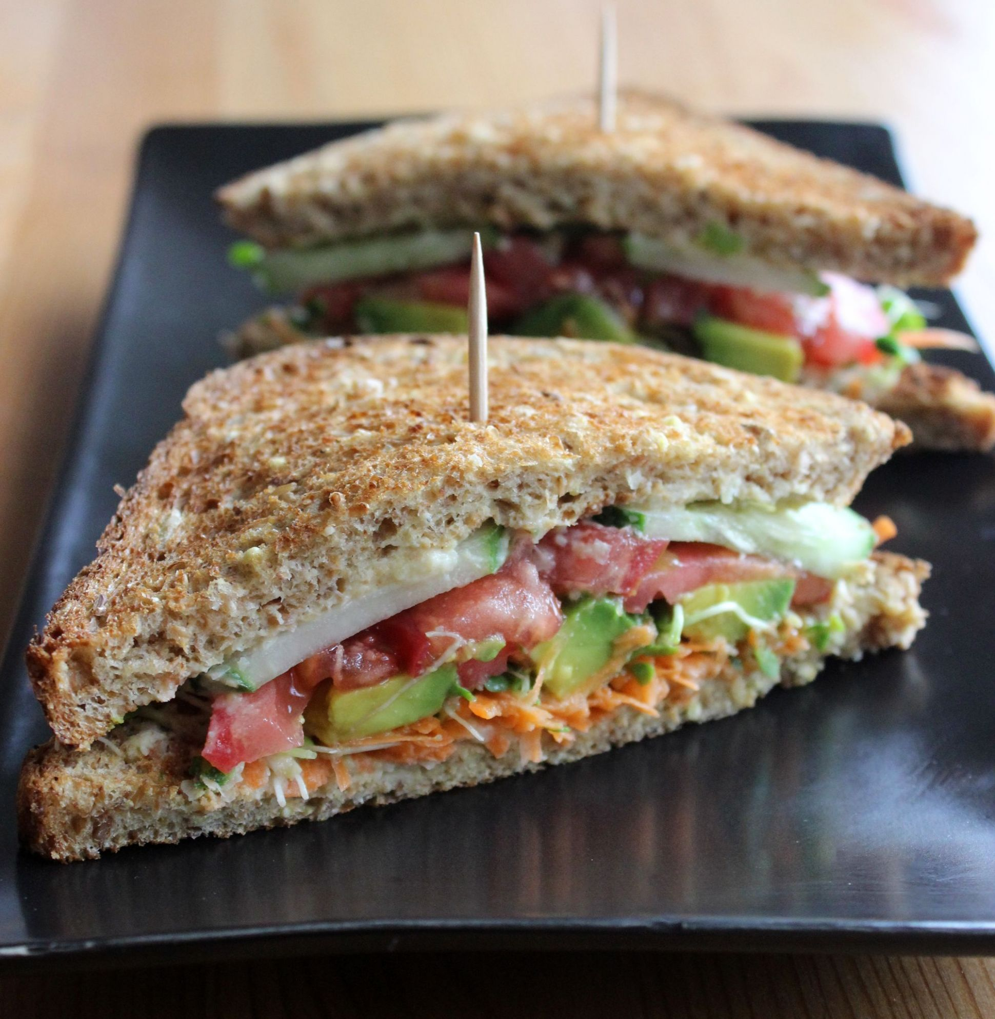 11 Healthy Sandwich Ideas That Make Lunchtime Sensational | Lunch ...