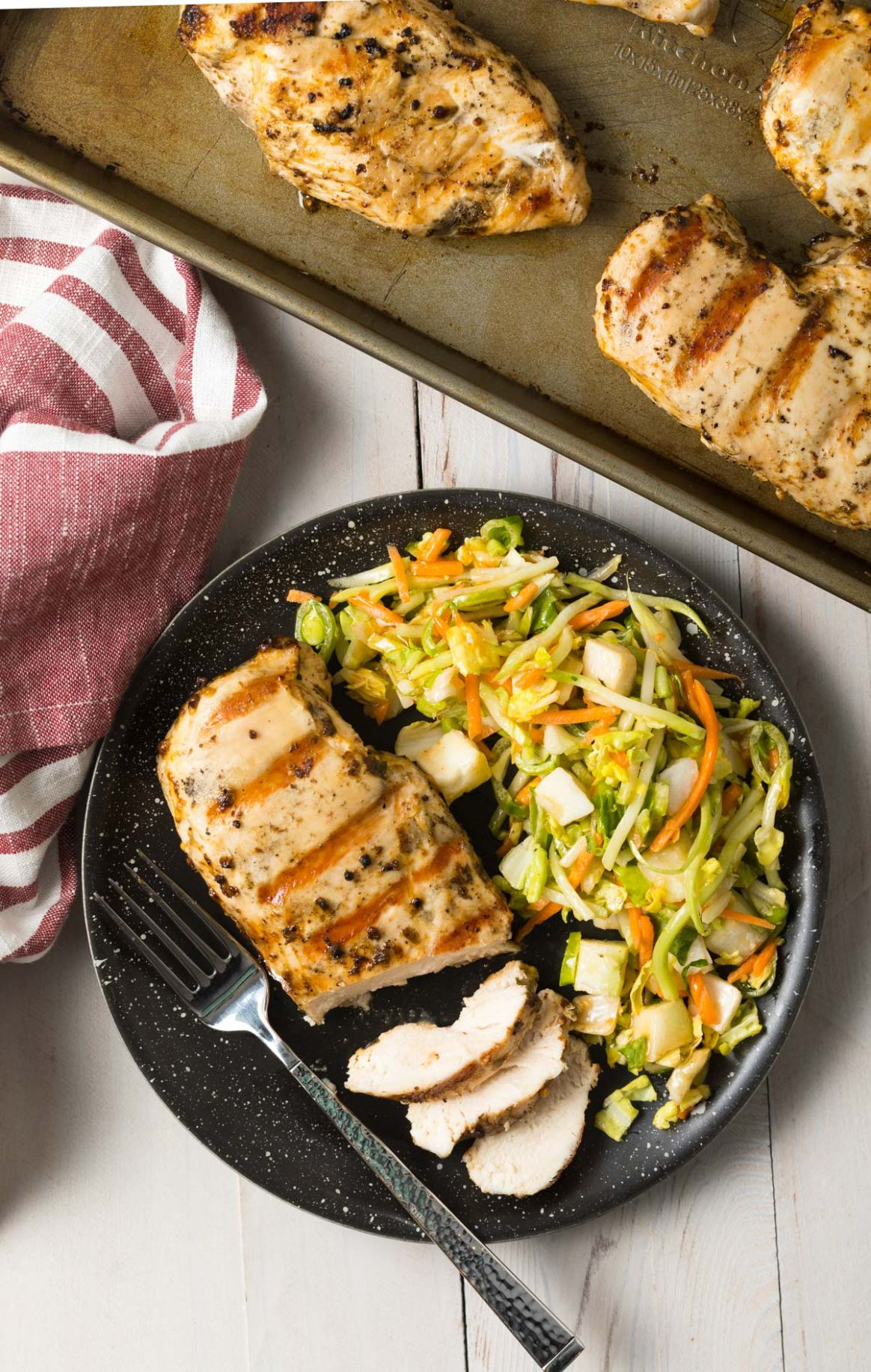 11-Ingredient Magic Grilled Chicken Breast Recipe
