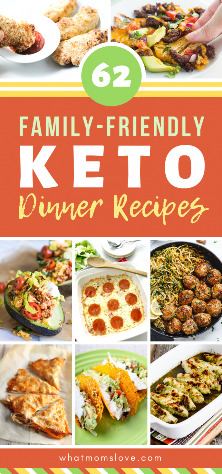 11+ Kid-Friendly Keto Dinner Recipes Your Entire Family Will Eat ..