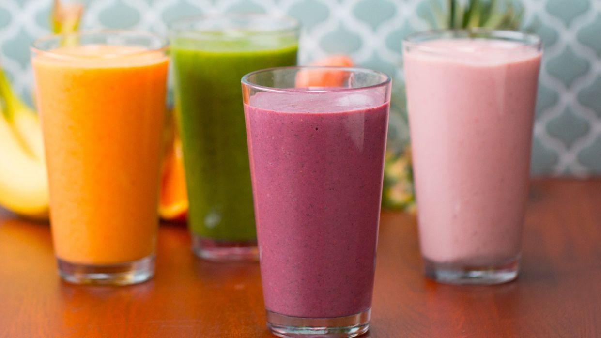 11 Make-Ahead Veggie-Packed Fruit Smoothies - Blending Recipes Vegetable And Fruits