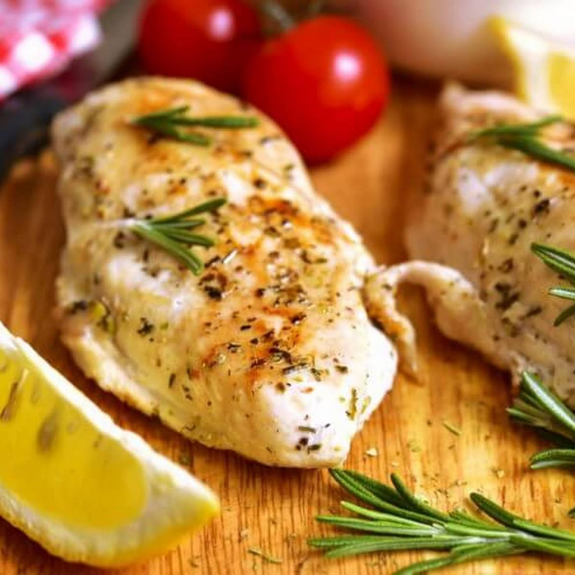 11 Minute Baked Chicken Breasts