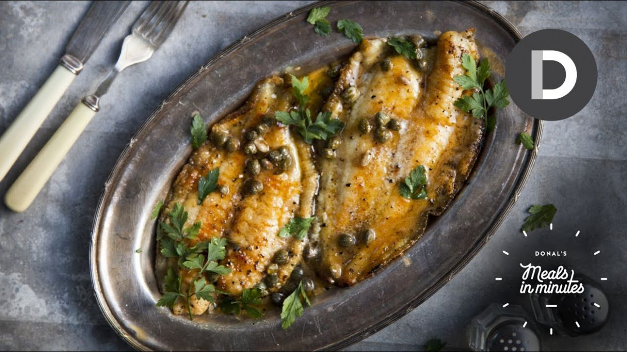 11 Minute Best Fish Dinner! - Dinner Recipes Fish