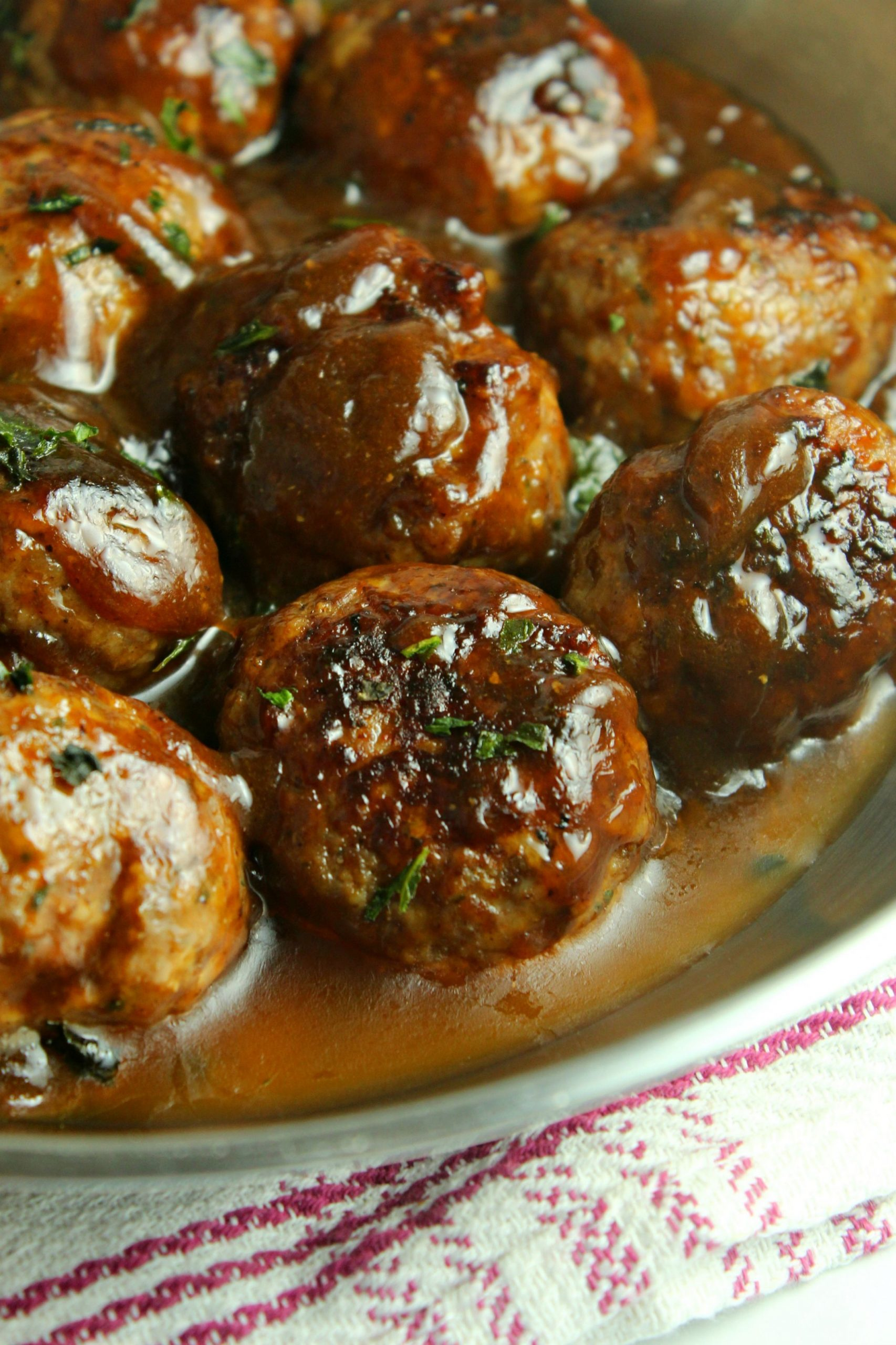 11 Minute Chinese Pork Meatballs - Recipes Pork Meatballs