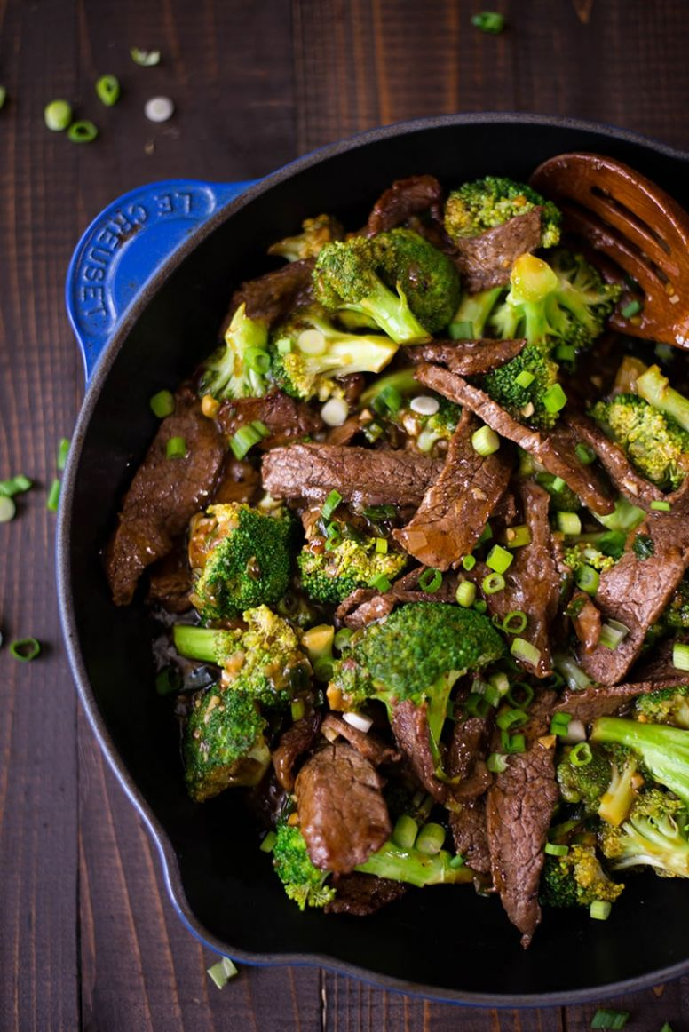 11-Minute Go-To Healthy Beef and Broccoli