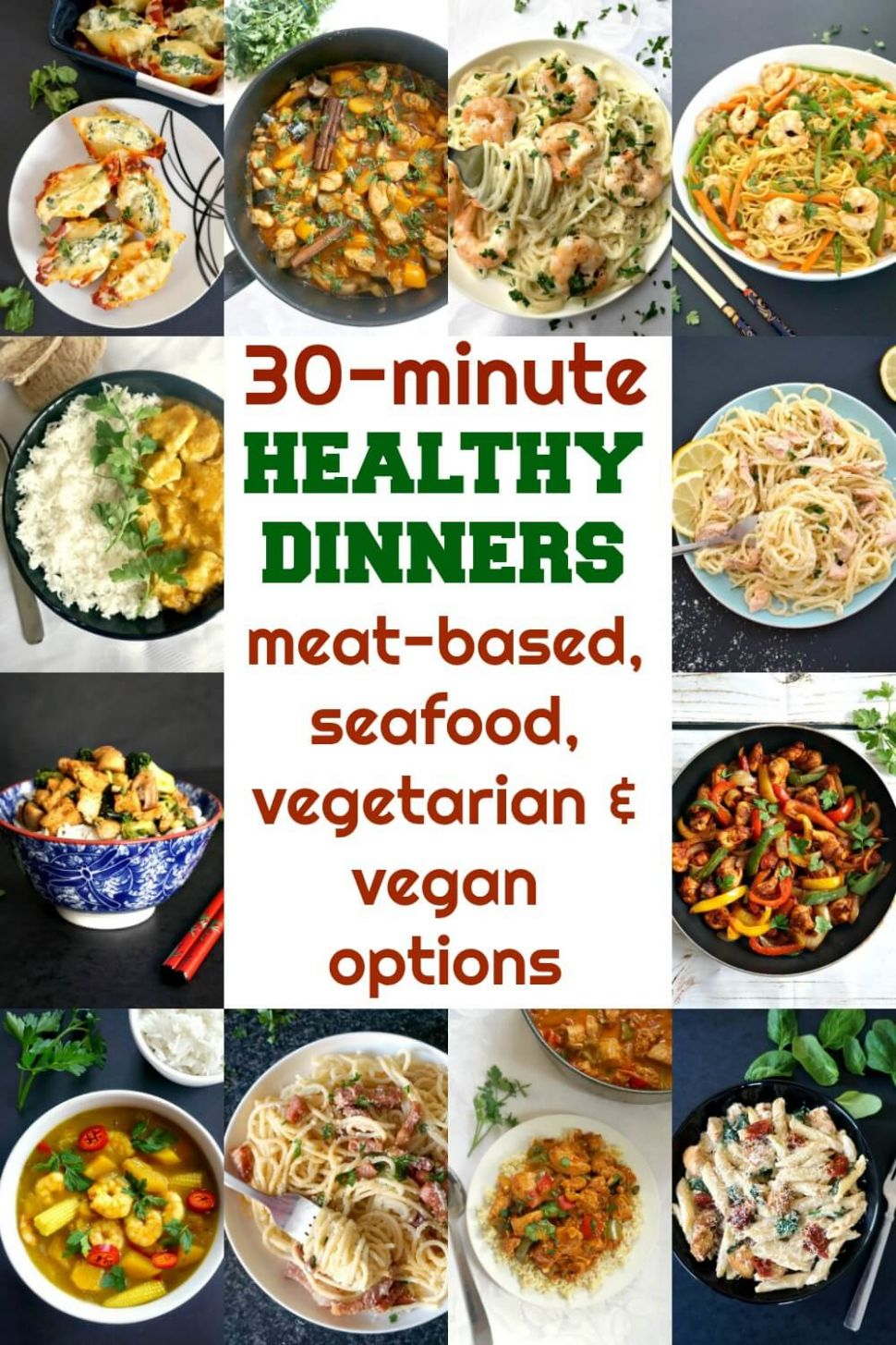 11 Minute Healthy Meals - My Gorgeous Recipes - Healthy Recipes To Try