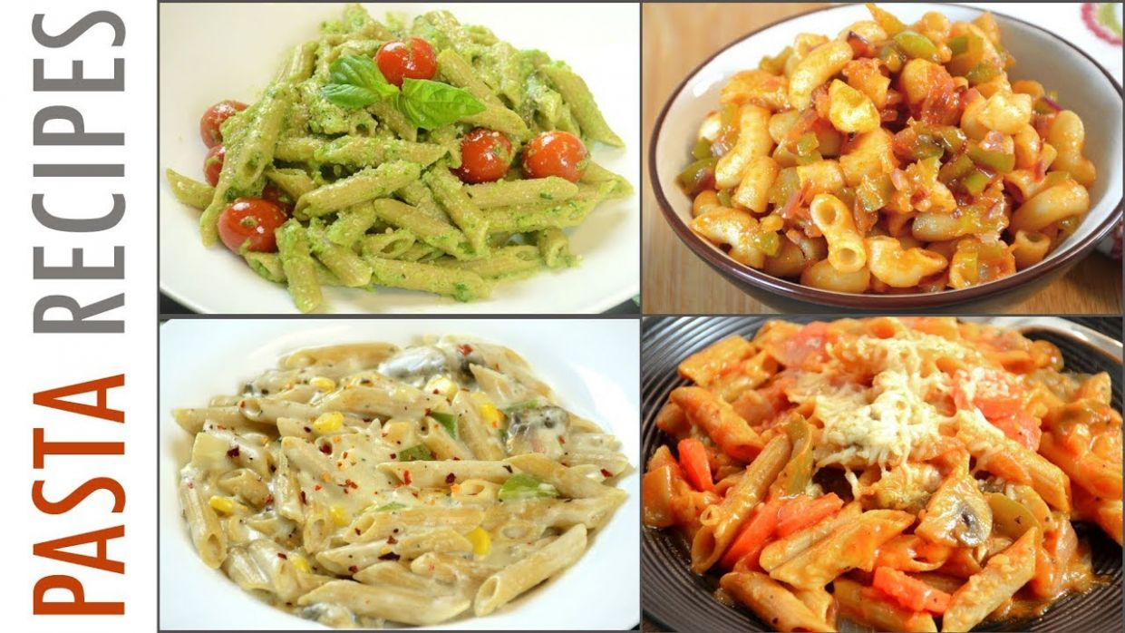 11 Pasta Recipes | Quick and Easy Pasta Recipes - Pasta Recipes Quick