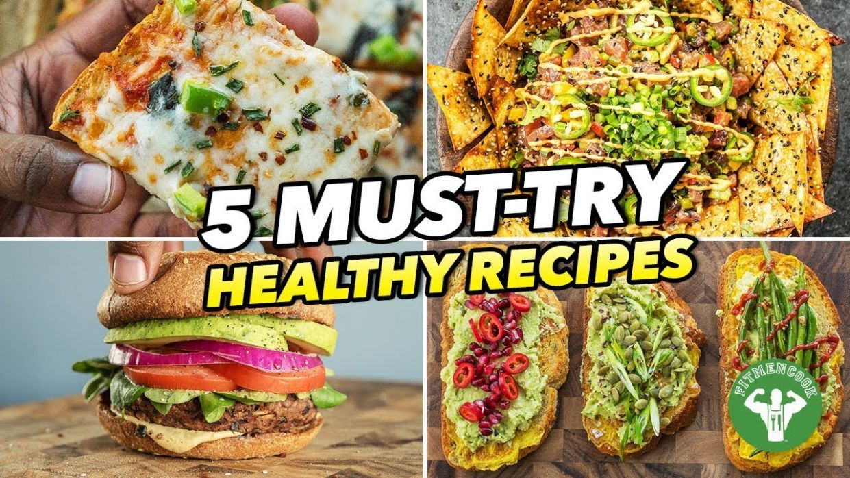 11 Popular Healthy Recipes You Have To Try - ICYMI - Healthy Recipes To Try