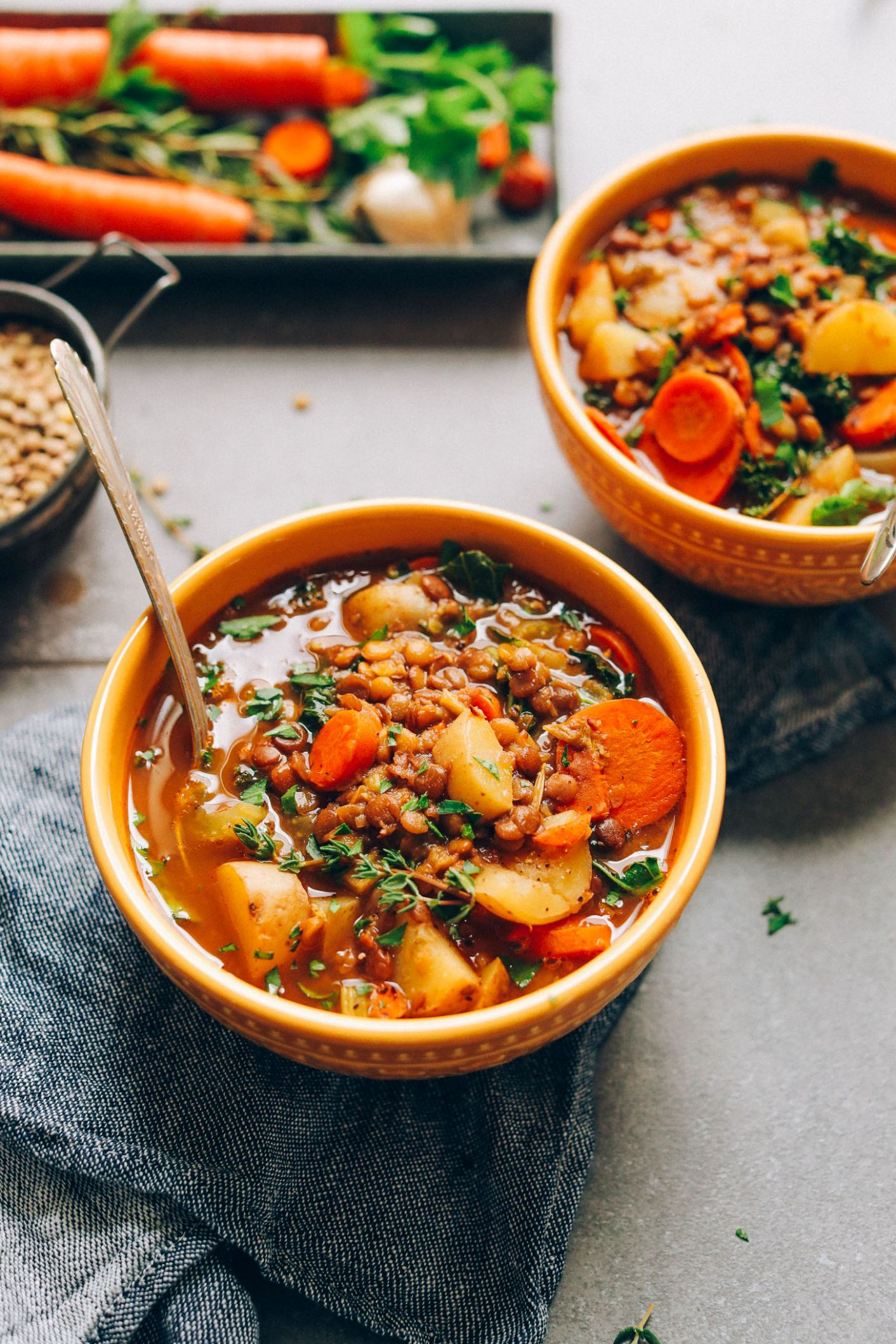 11-Pot Everyday Lentil Soup