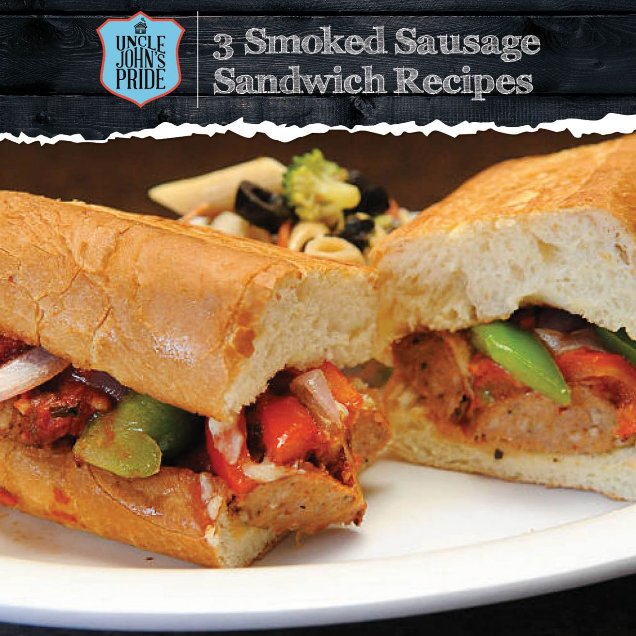 11 Recipes For Smoked Sausage Sandwiches - Uncle Johns Pride