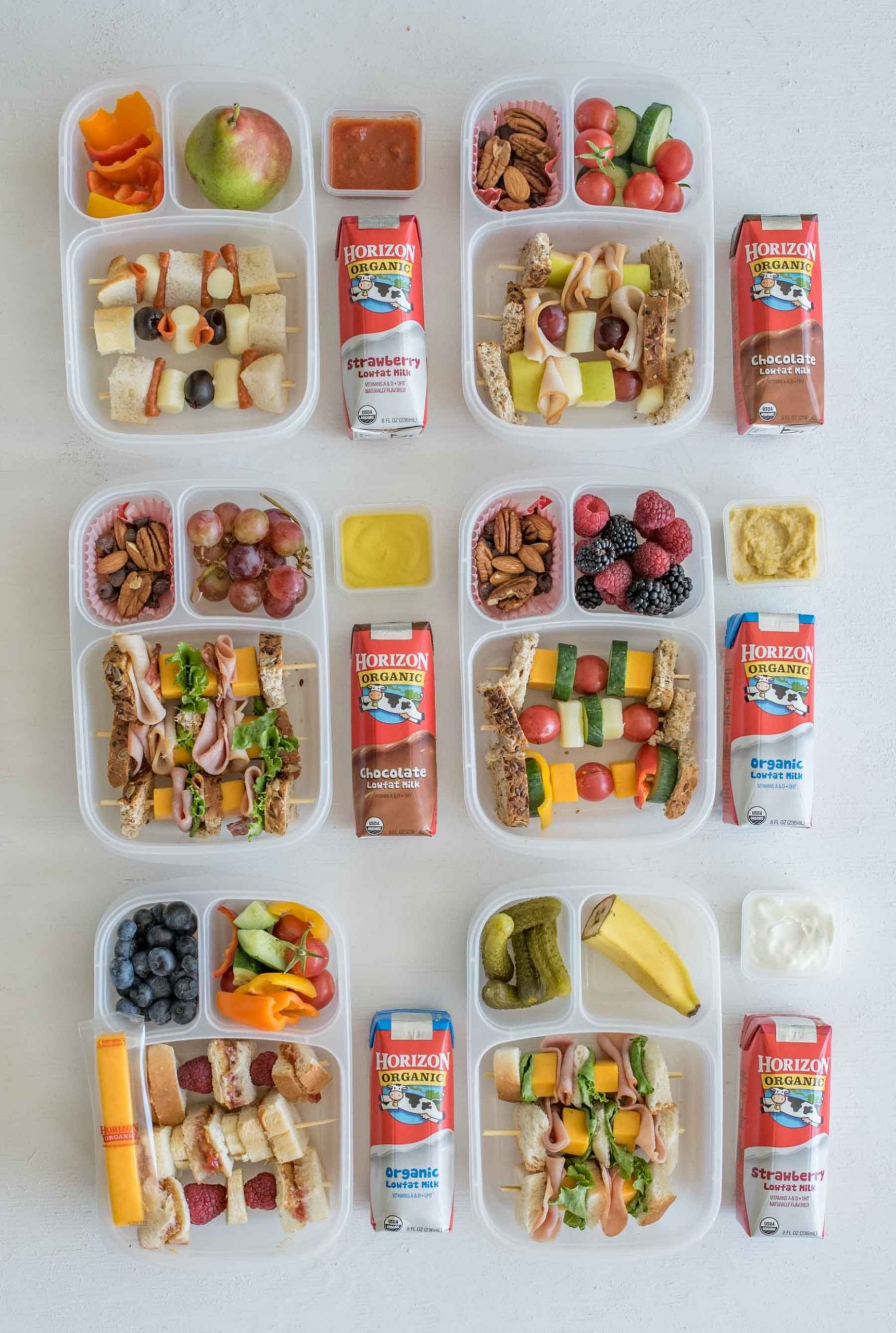 11 Sandwich-on-a-Stick Lunch Box Ideas - Sandwich Recipes School