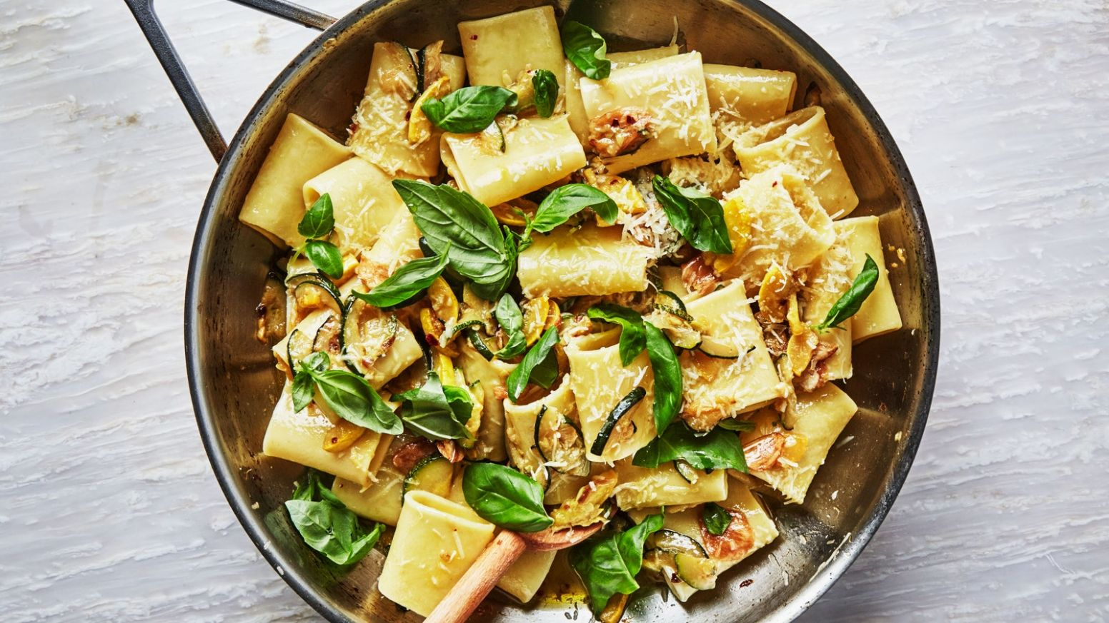 11 Summer Pastas Full of Fresh Tomatoes, Herbs, and More | Bon Appétit - Recipes Summer Pasta Dishes