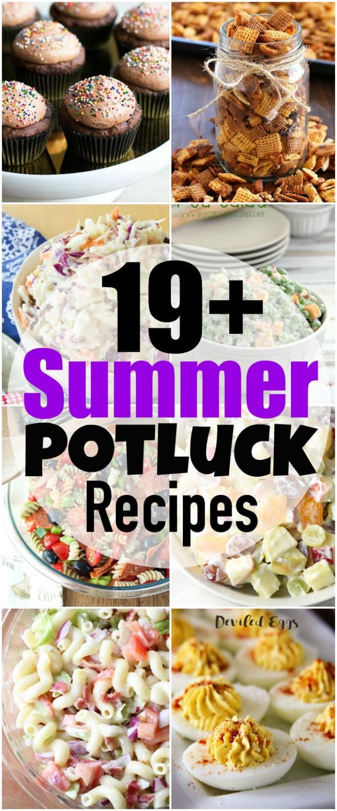 11+ Summer Potluck Recipes - Yummy Healthy Easy - Recipes Summer Potluck