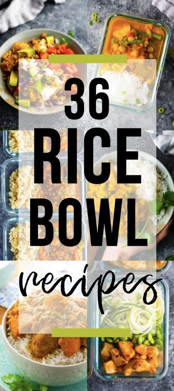 11 Tasty Rice Bowl Recipes | Sweet Peas and Saffron - Recipes Rice Bowls