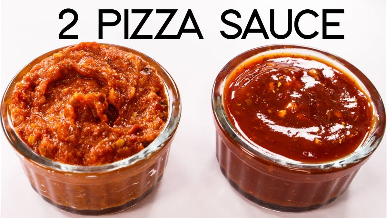 11 Types of Pizza Sauce Recipe in Easy Indian Style - CookingShooking - Recipes Using Pizza Sauce