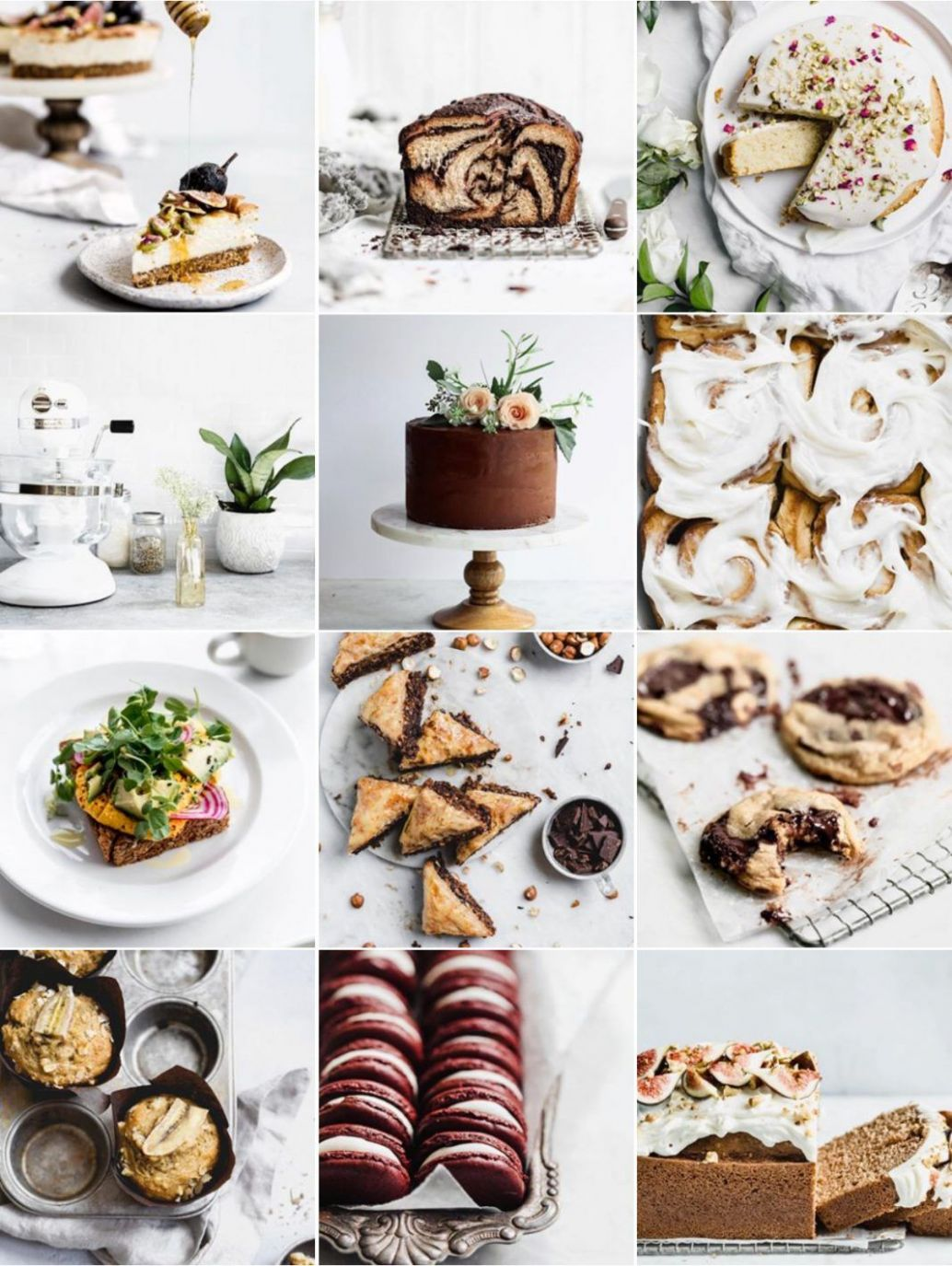 11 Ways to Curate the Perfect Food Instagram Feed - Broma Bakery ...