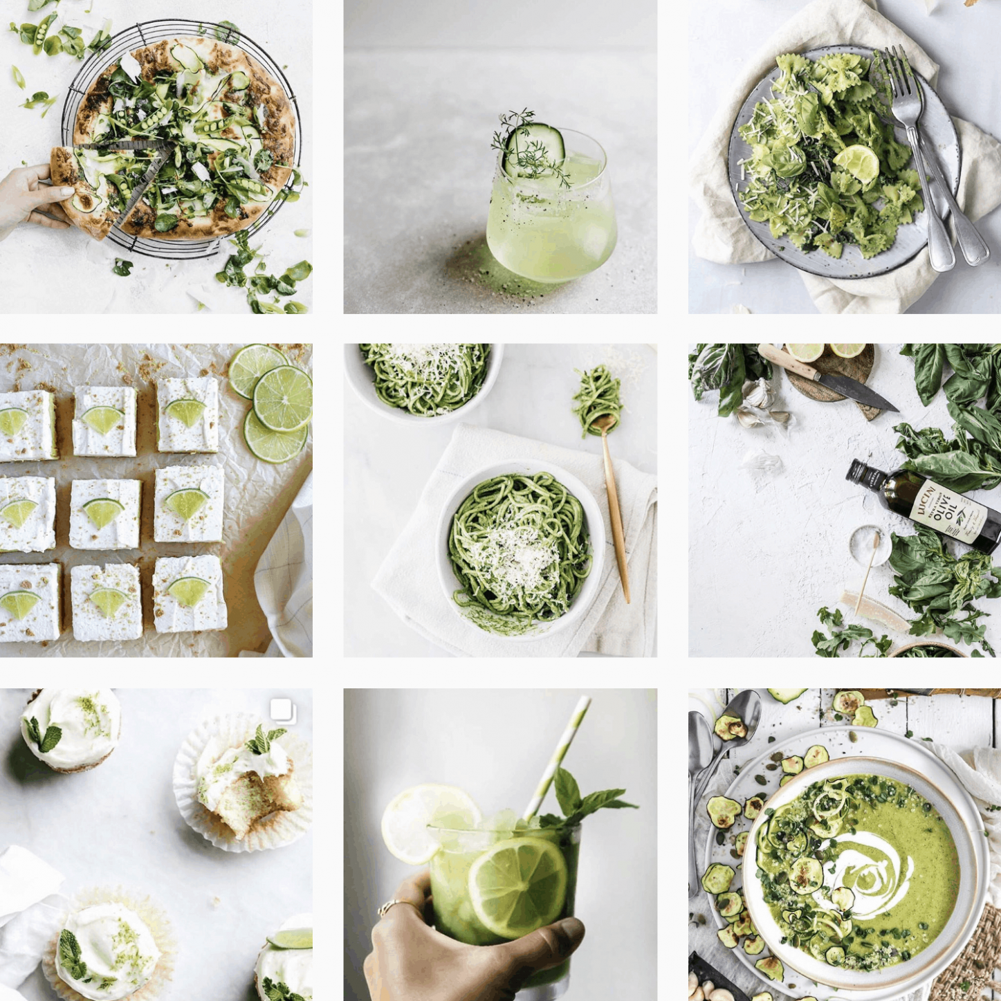11 Ways to Curate the Perfect Food Instagram Feed - Broma Bakery - Food Recipes On Instagram