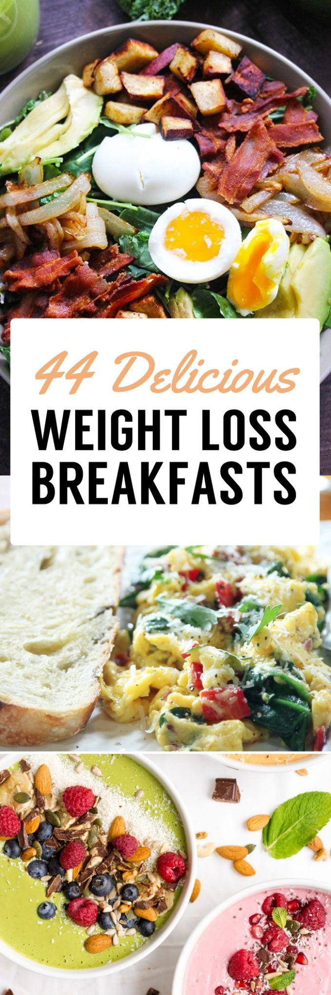 11 Weight Loss Breakfast Recipes To Jumpstart Your Fat Burning Day ...