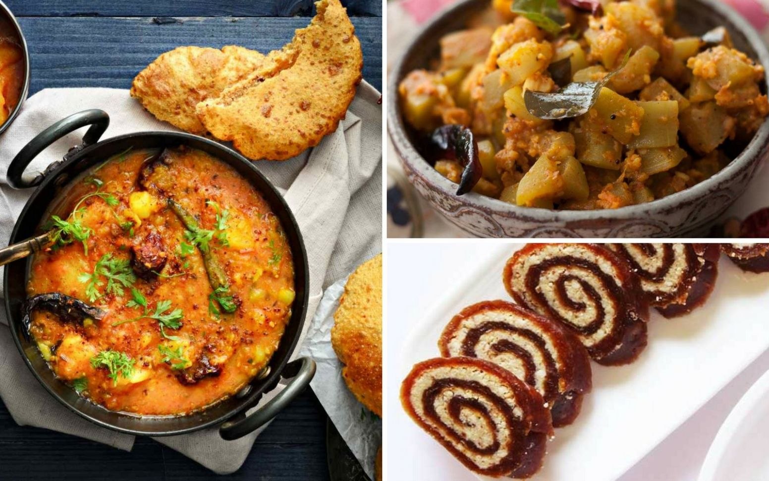 11 Wholesome Indian Dinner Recipes For Vegan Diet by Archana's Kitchen