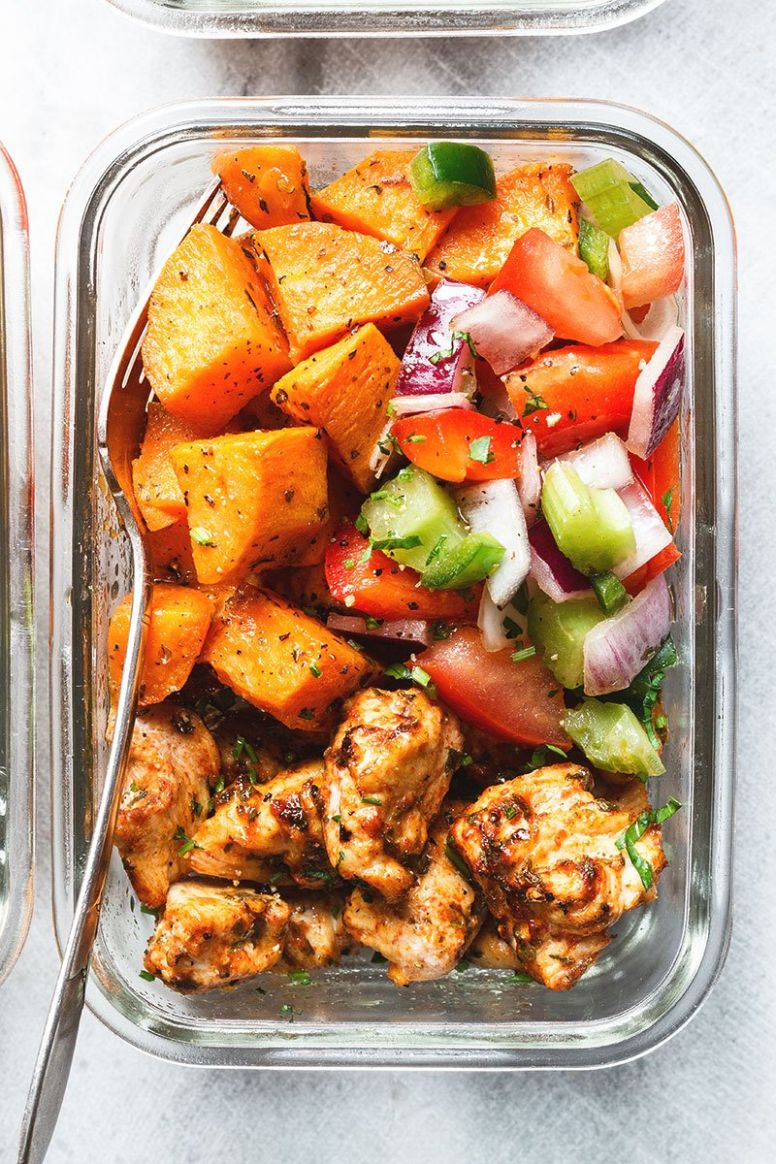 1111 Healthy Chicken Recipes for Weight Loss (Part 11)