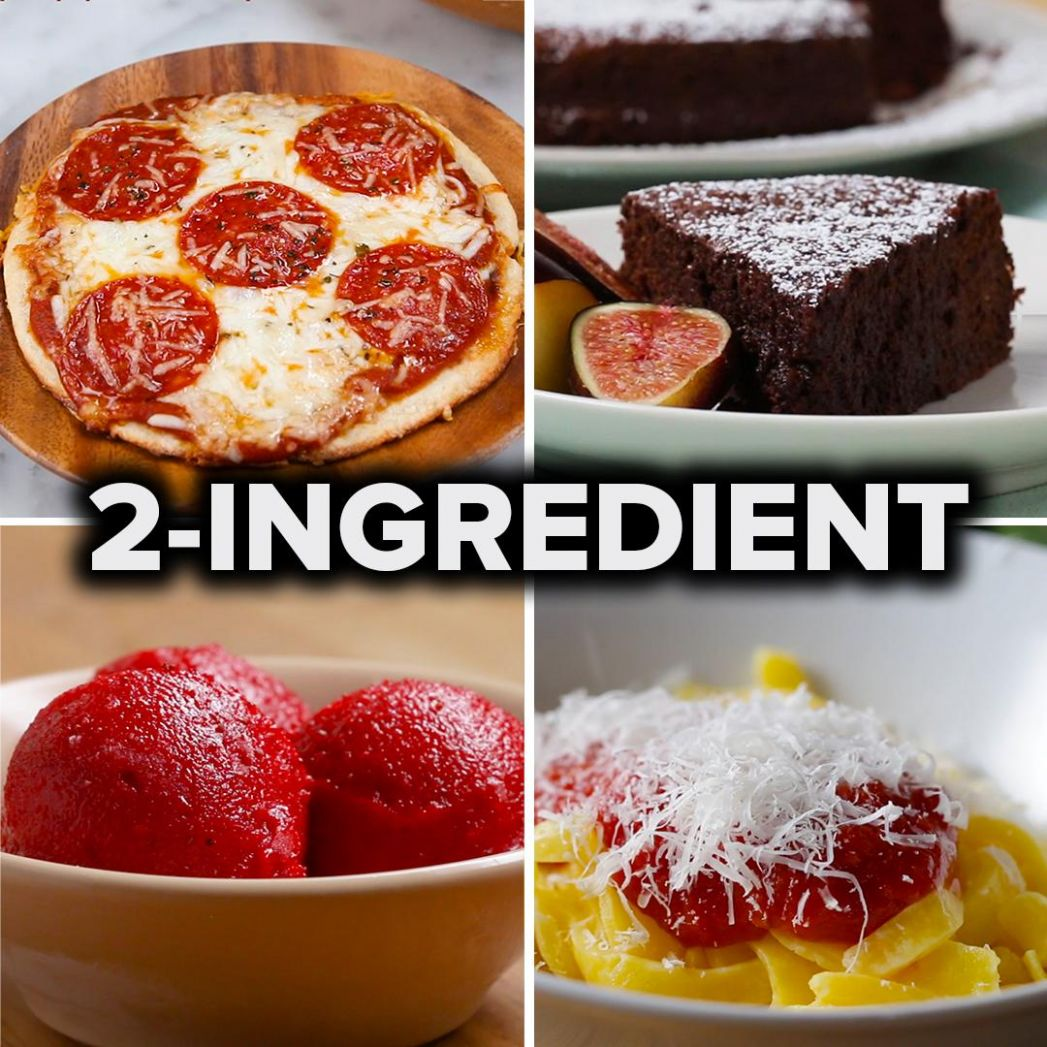 112 Easy 12-Ingredient Recipes
