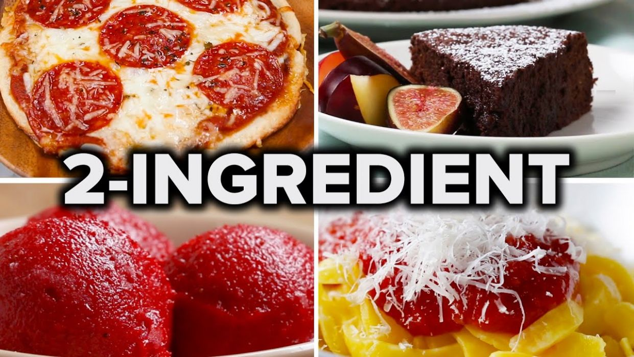 112 Easy 12-Ingredient Recipes - Easy Recipes No Ingredients