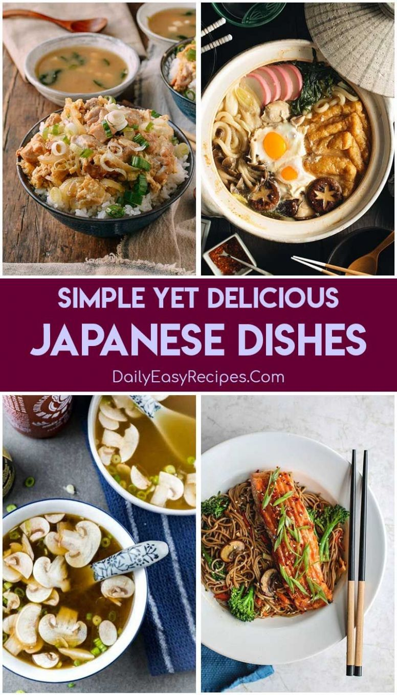 112 Simple Yet Crazy Good Japanese Dishes For Dinner – Page 12 ..