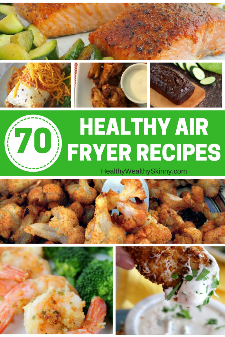 12+ Air Fryer Healthy Recipes For All Meals (12 | Air fryer ..