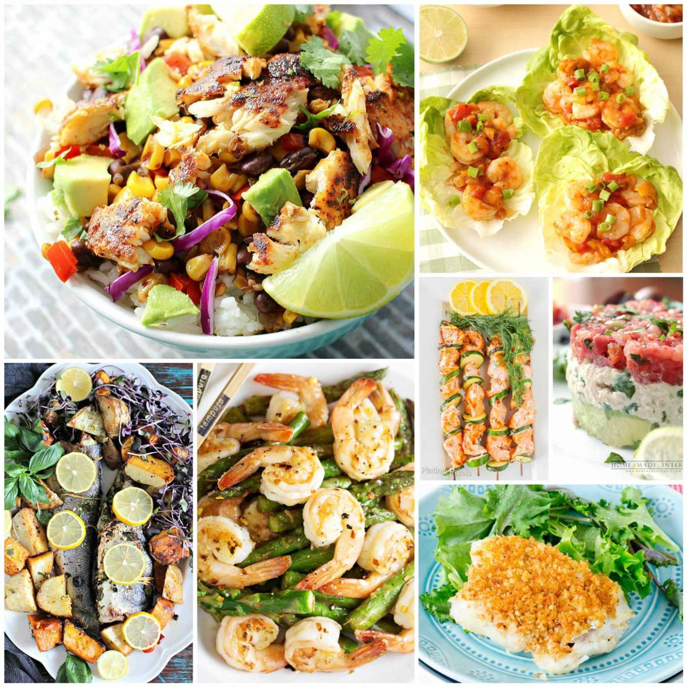 12 All-Time Best Healthy, Easy Seafood and Fish Recipes
