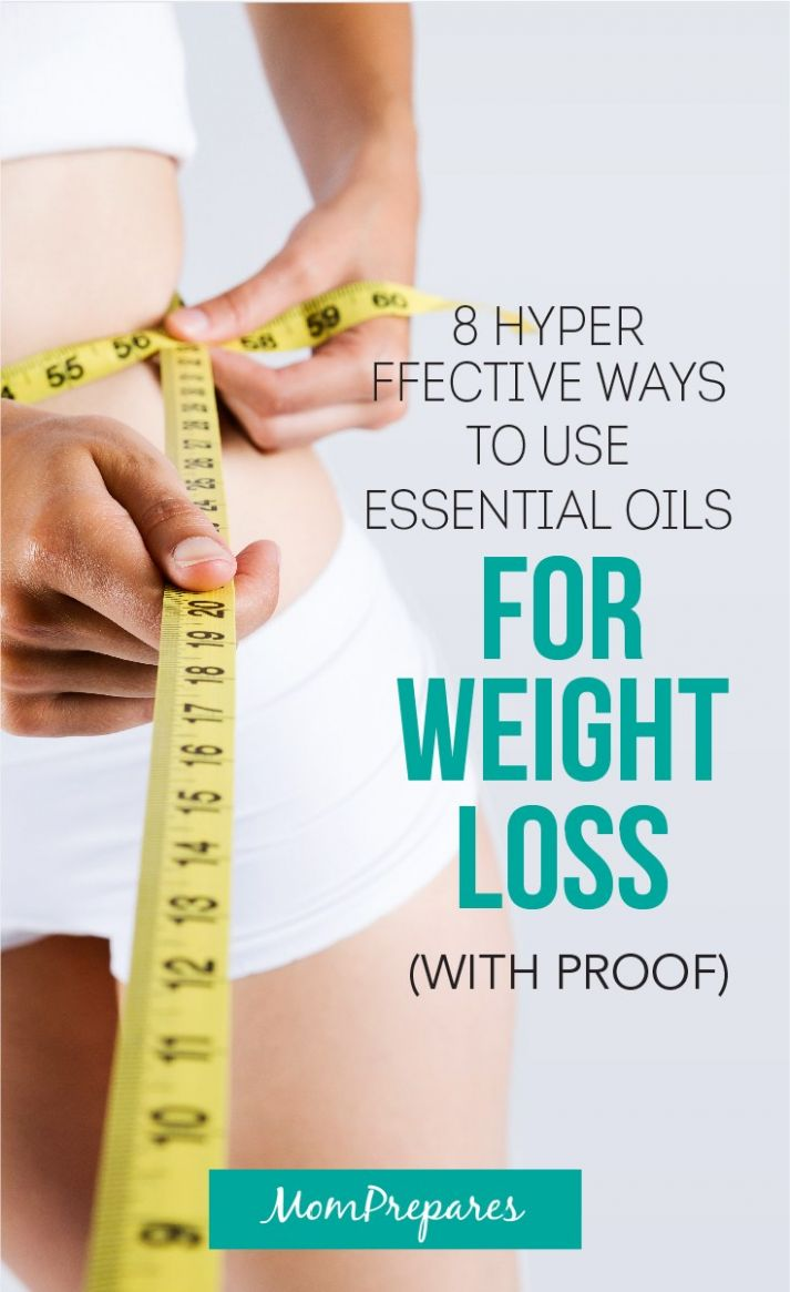 12 Amazing Ways to Use Essential Oils For Weight Loss (With Proof)
