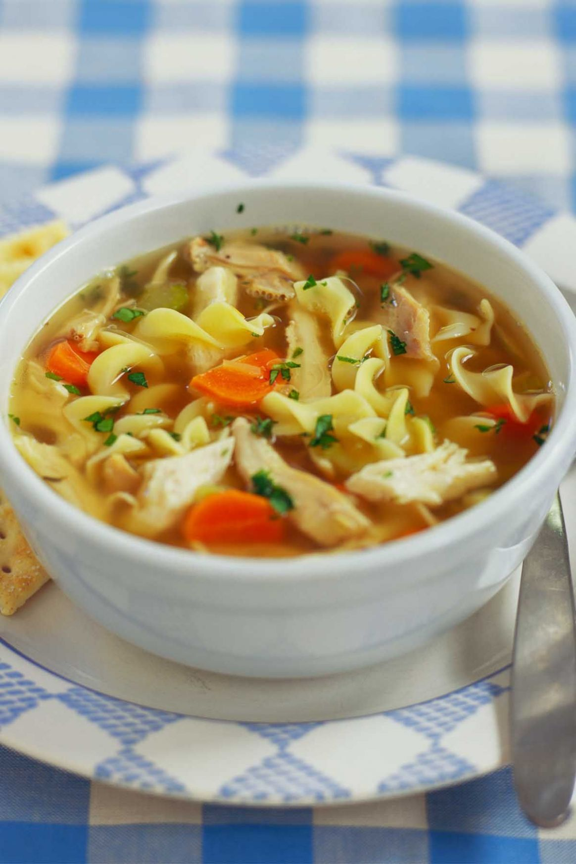 12 Best Chicken Soup Recipes - Easy Chicken Soup Recipes - Soup Recipes Good Food